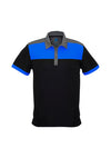 P500MS Biz Collection Mens Charger Polo