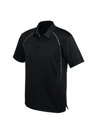P604MS Biz Collection Mens Cyber Polo