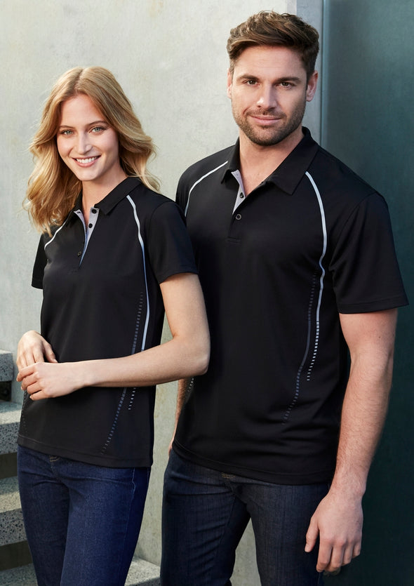 P604LS - Ladies Cyber Polo