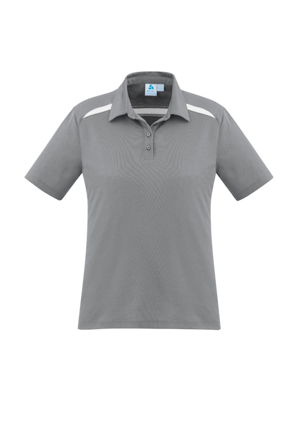 Biz Collection P901LS Ladies Sonar Polo at National Workwear Gold Coast Australia