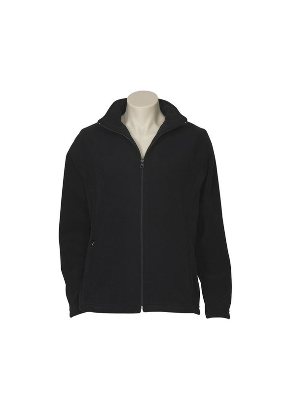 Biz Care - Ladies Plain Micro Fleece Jacket - PF631