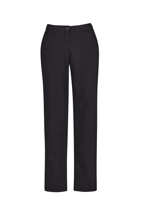 Biz Care - Womens Comfort Waist Straight Leg Pant - CL955LL - National Workwear Australia
