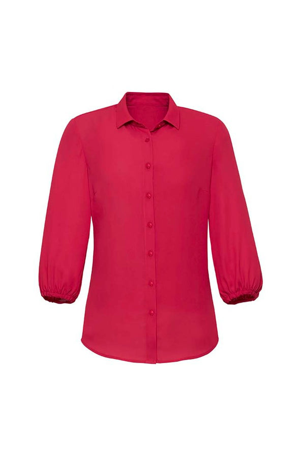 Biz Corporates - RB965LT - Womens Lucy 3/4 Sleeve Blouse