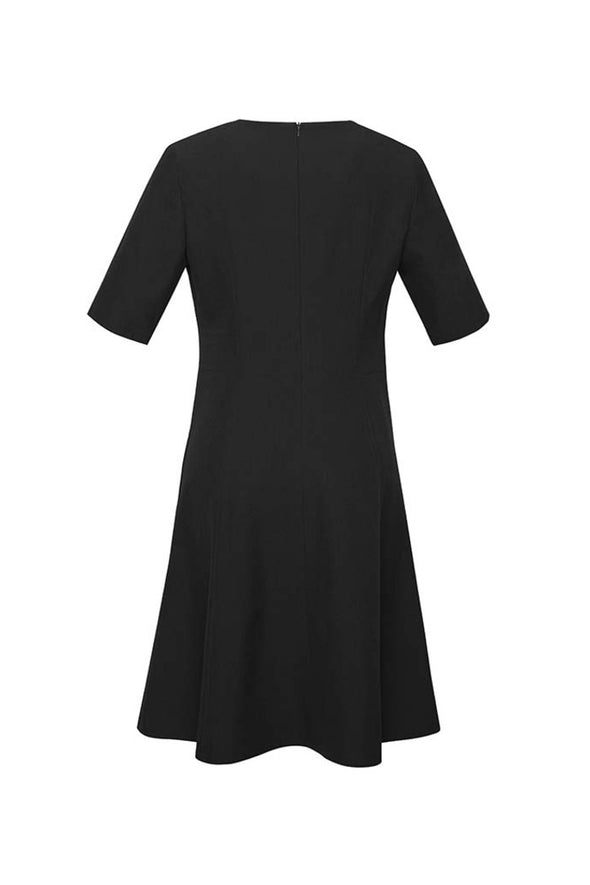 Biz Corporates - RD974L - Womens Siena Extended Sleeve Dress