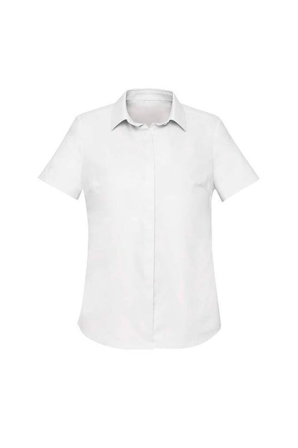 Biz Corporates - RS968LS - Womens Charlie S/S Shirt