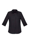 Biz Corporates - RS968LT - Womens Charlie 3/4 Shirt