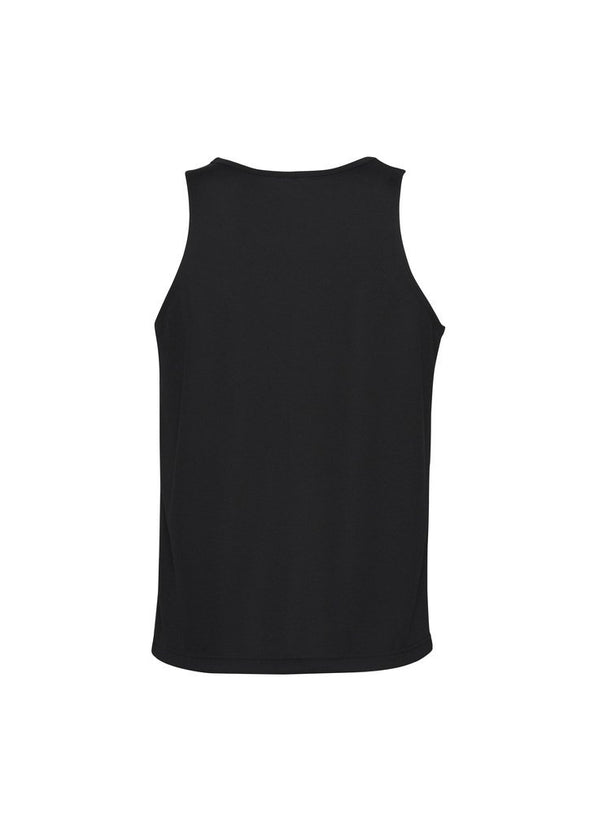 Biz Collection - Men's Sprint Singlet - SG302M - National Workwear Australia