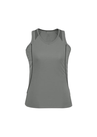 Biz Collection - Ladies Razor Singlet - SG407L - National Workwear Australia
