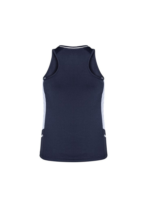 Biz collection - Ladies Renegade Singlet - SG702L - National Workwear Australia