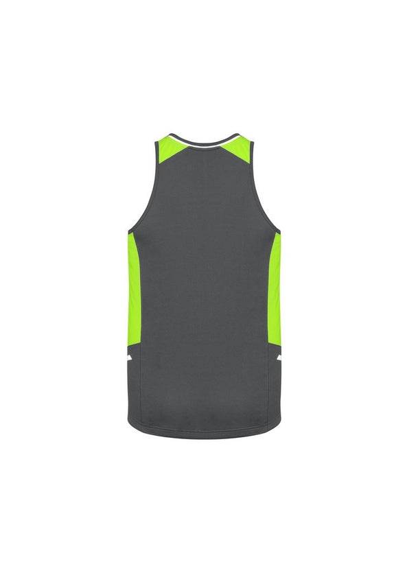 Biz collection - Men's Renegade Singlet - SG702M - National Workwear Australia