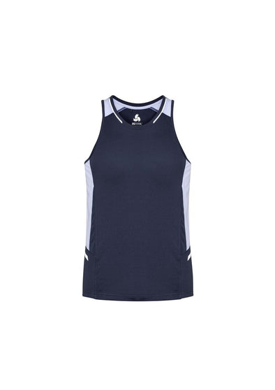 Biz collection - Men's Renegade Singlet - SG702M