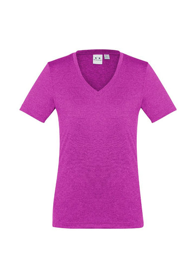 Biz Collection - Ladies Aero Tee - T800LS