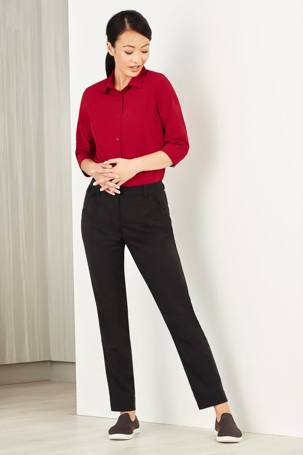 Biz Care - Women's Easy Stretch 3/4 Sleeve Shirt - CS951LT