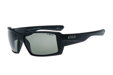 LIIVE The Edge Polar Matt Black