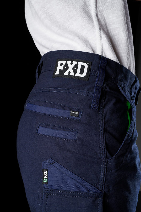 FXD WP-3TW Womens Reflective Work Pant 360 Degree Stretch - National Workwear Australia