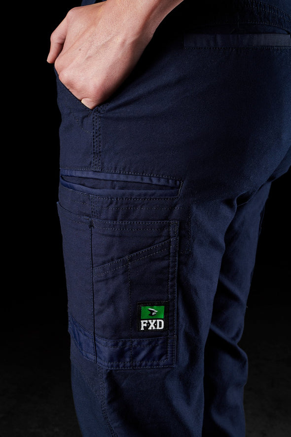 FXD WP-4W Ladies Slim Fit Cuffed Pant