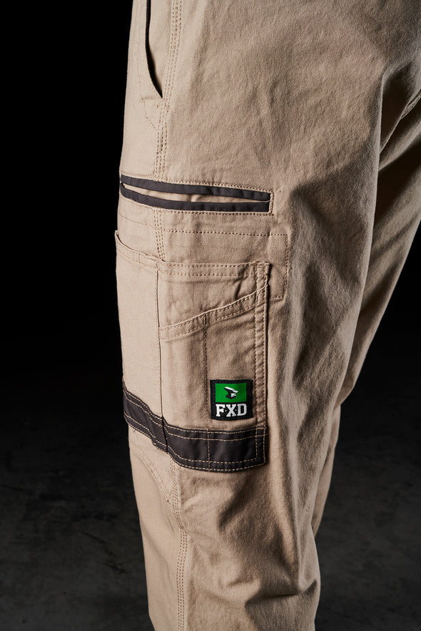 FXD WP-4 Stretch Pant - Tapered Cuff.                          Buy 2 Pair = $90.00 each. Use code WP4-90