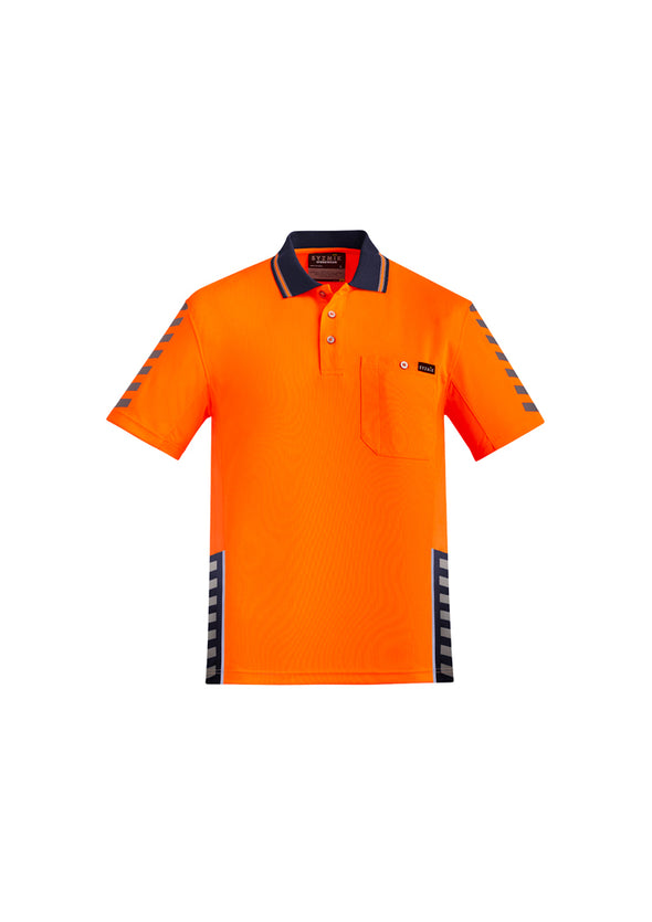 Syzmik Workwear Mens Komodo Polo at National Workwear Gold Coast Australia
