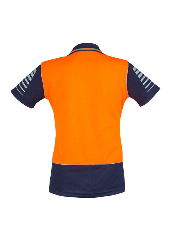 Syzmik - ZHL236 - Womens Hi Vis Zone Polo