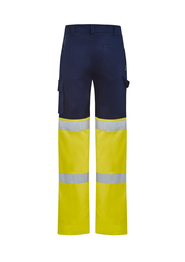 Syzmik ZP980 Men's Bio Motion Hi-Vis Taped Pant at National Workwear Gold Coast Australia