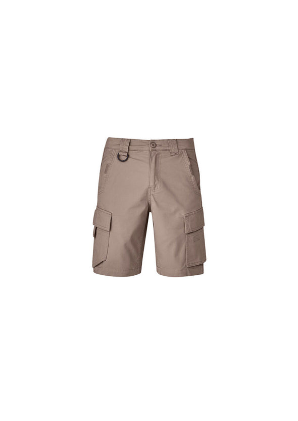 Syzmik - ZS360 - Mens Streetworx Curved Cargo Short