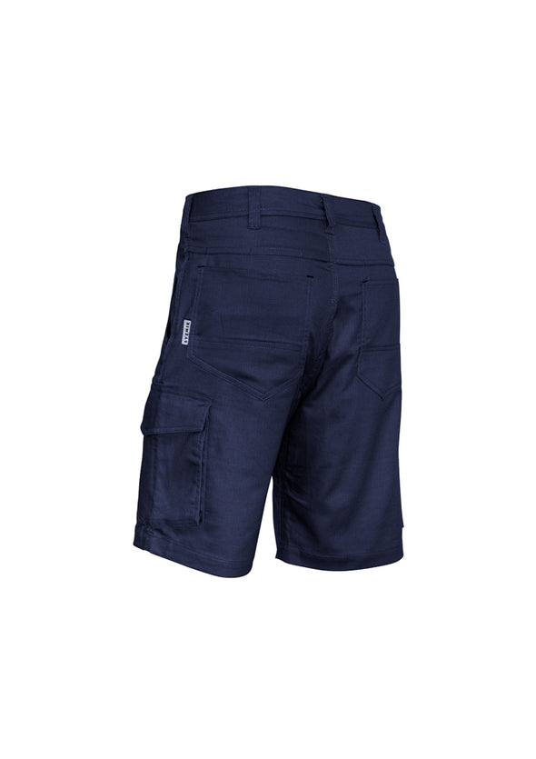 Syzmik - ZS505 - Mens Rugged Cooling Vented Short