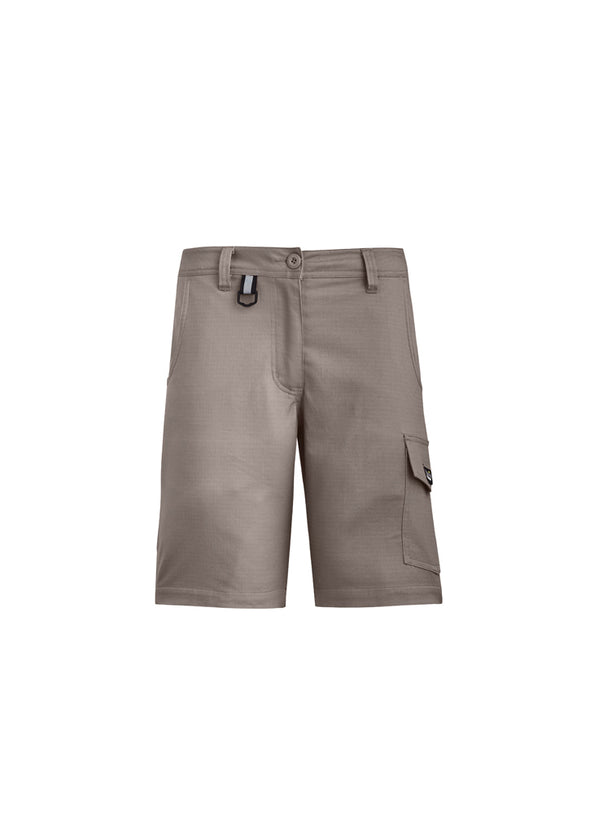 Syzmik - ZS704 - Womens Rugged Cooling Vented Short
