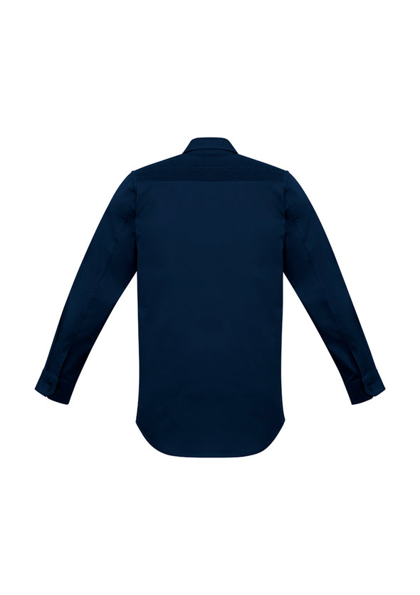 Syzmik - ZW350 - Mens Streetworx L/S Stretch Shirt