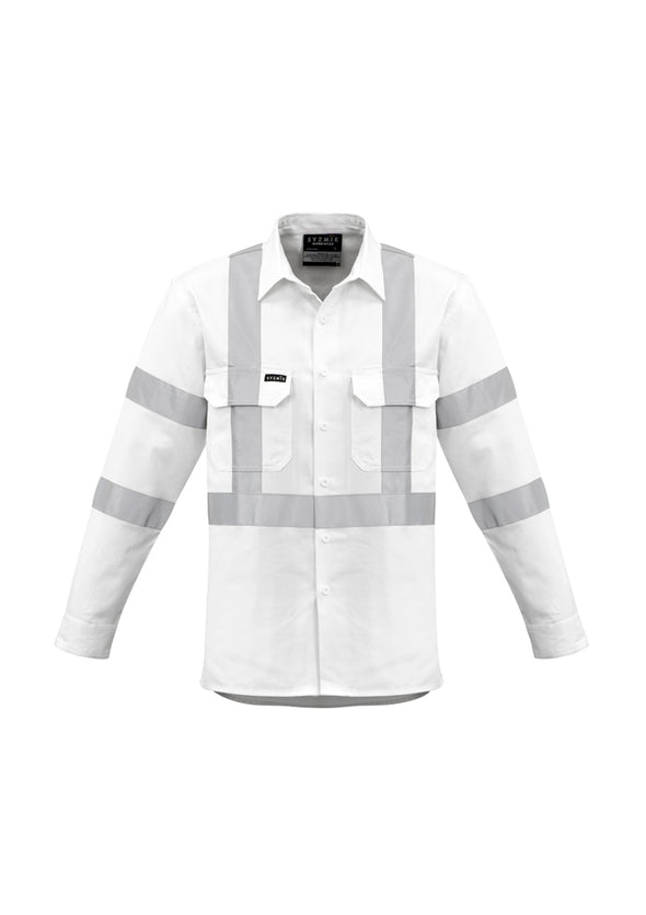 Syzmik - ZW621 - Mens Bio Motion X Back Shirt