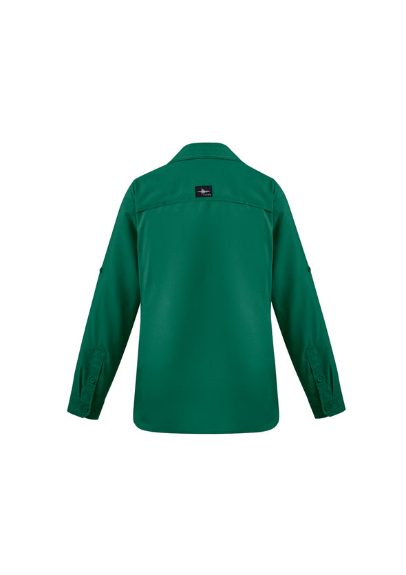 Syzmik - ZW760 - Womens Outdoor L/S Shirt