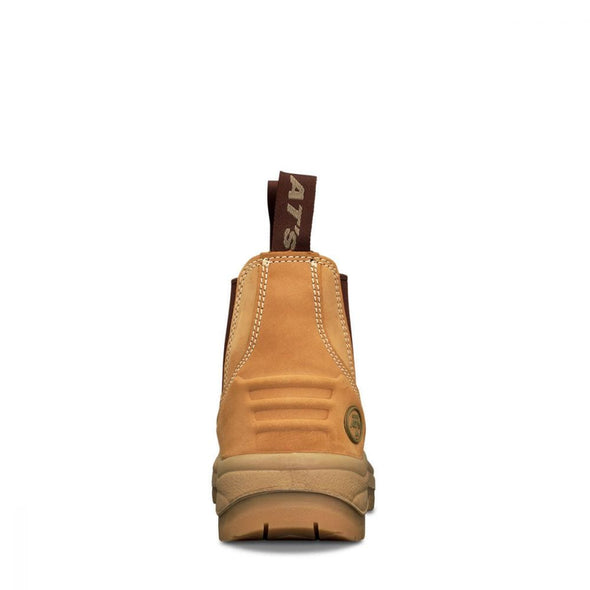 55322 Oliver Wheat Elastic Sided Boot