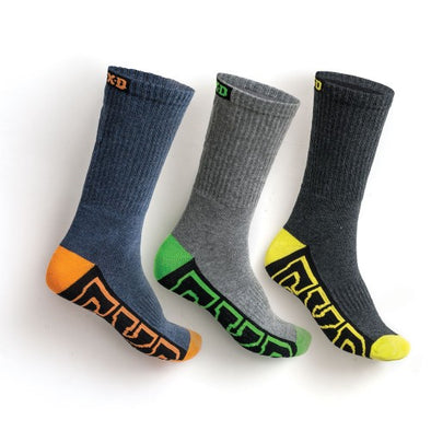 FXD Workwear SK-1 Socks 5 pack at National Workwear Gold Coast Australia.