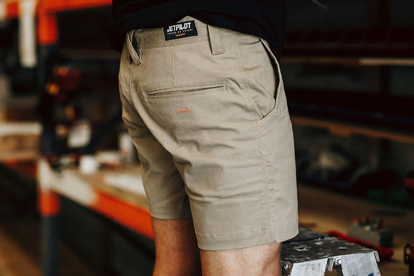 "Jet Pilot JPW05 16"" Shorts at National Workwear Gold Coast Australia"