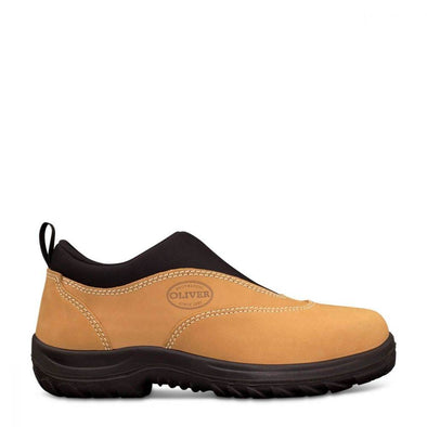 34615 Oliver Suede Slip-on Sports Shoe