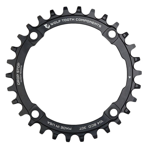 104 BCD Chainrings by Wolf Tooth