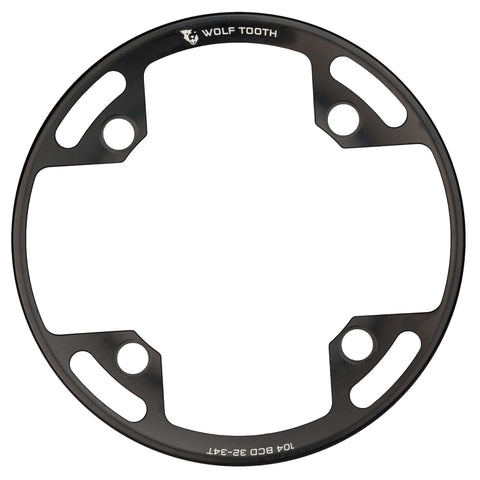 Chain Ring Guard Super73 upgrade
