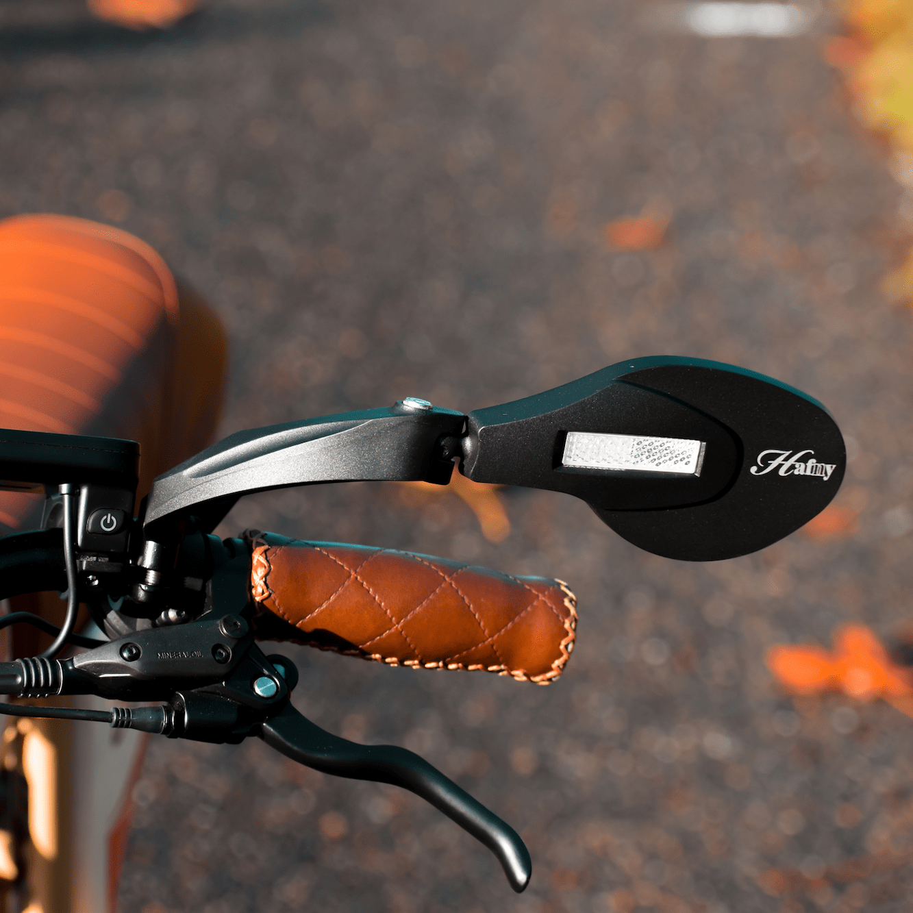 Mirrors for Super73 Rad bikes Handlebar mount
