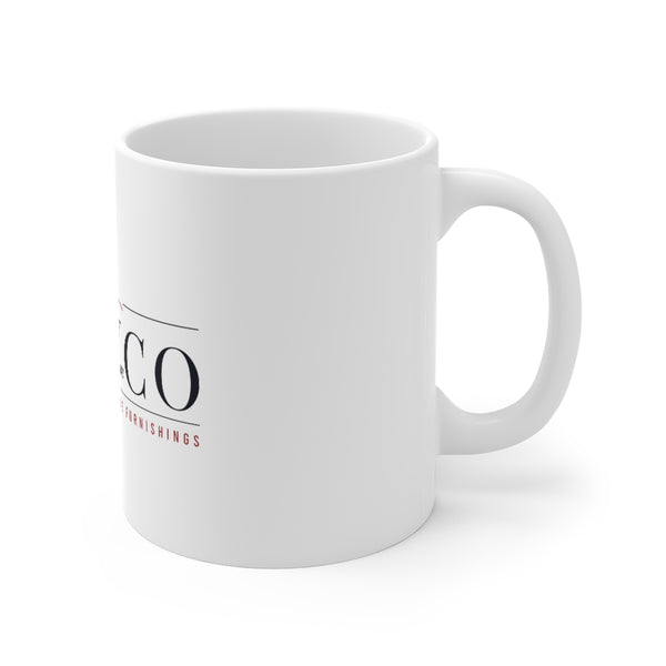 Ruby & Co Mug 11oz - rubyandcompanyqc