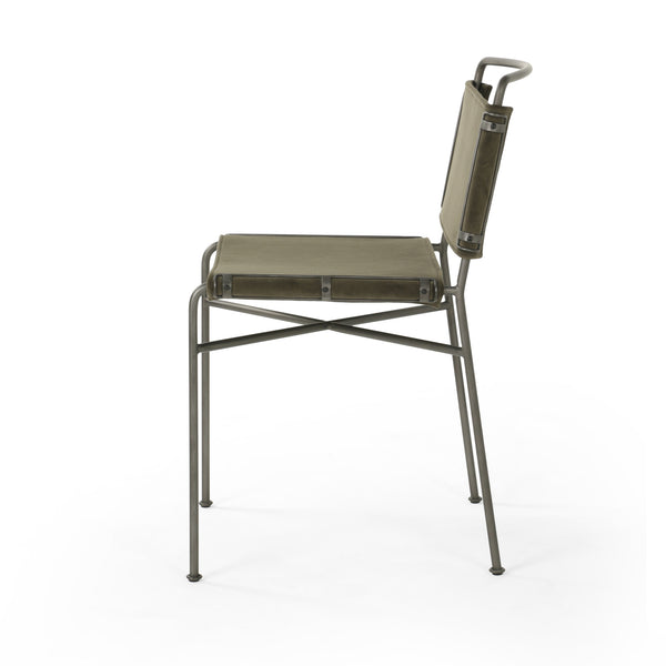 WHARTON DINING CHAIR - Ruby and Company