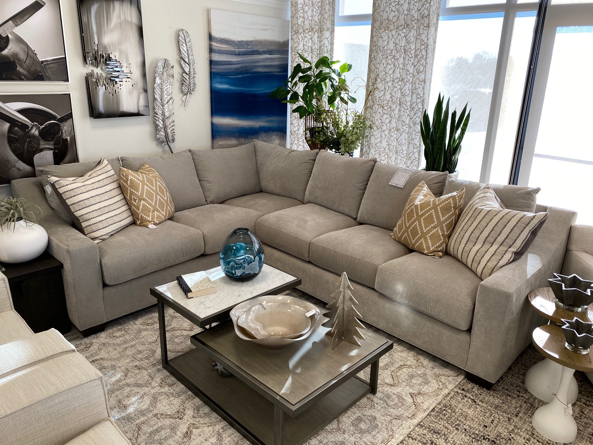 Envision Sectional - Ruby and Company