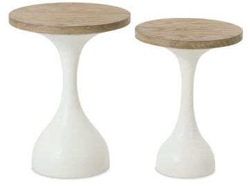 Adobe Side Tables