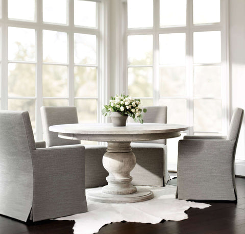 Mirabelle Round Dining Table - rubyandcompanyqc