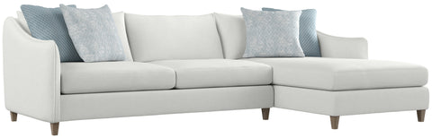 Joli Sectional with Left Arm Chaise - Ruby and Company