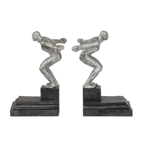 Endurance Bookends - rubyandcompanyqc