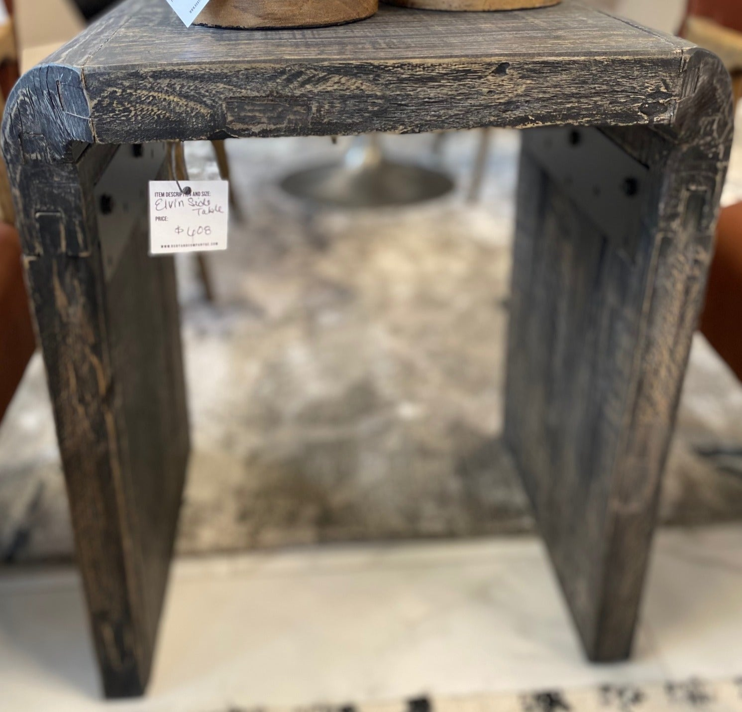 Elvin Side Table