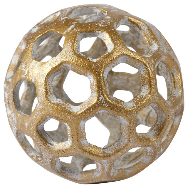 Moyer Honeycomb Ball - rubyandcompanyqc