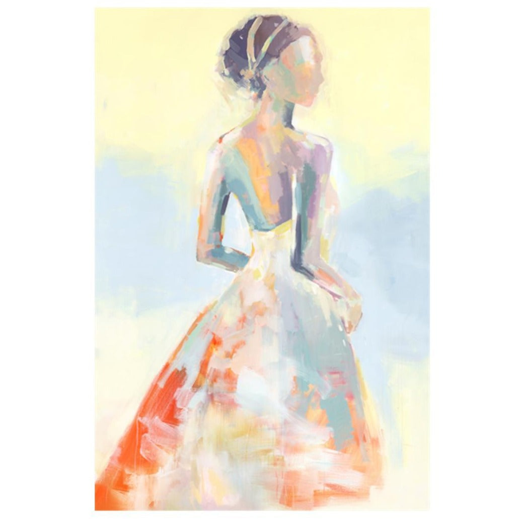 "Julietta (40"" x 60"") - Ruby and Company"