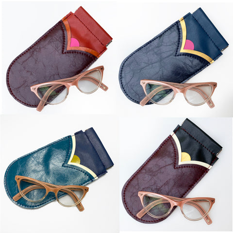 Tulip Glasses Pouch - Click To View All The Colors