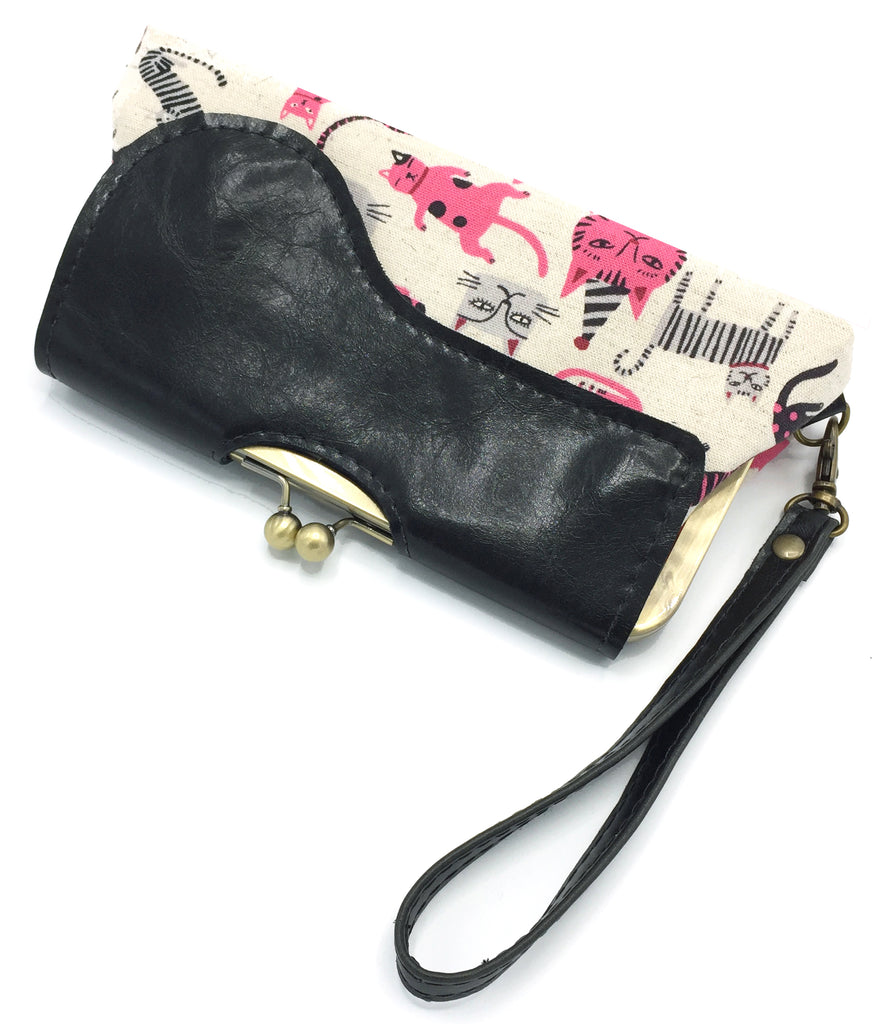 Cat Clutch - The Audrey - Ready To Ship