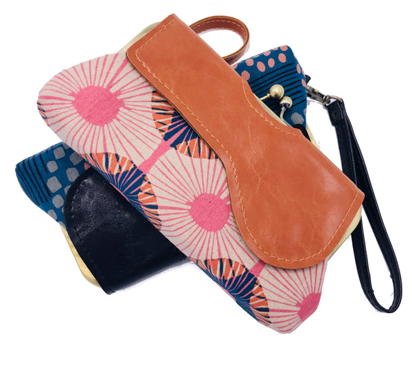 Clutch Purse comes in multiple prints